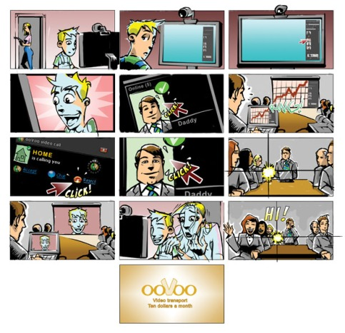 ooVoo commercial